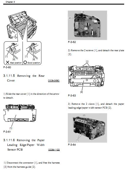 Service manual Canon LBP2900